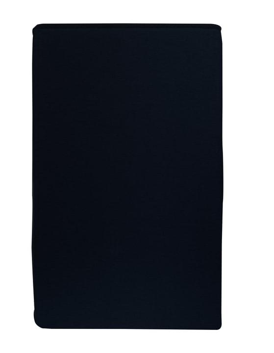 CARLOS Drap-housse en jersey 451033230520 Couleur Noir Dimensions L: 180.0 cm x H: 200.0 cm Photo no. 1
