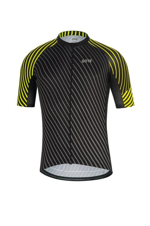 GORE® C3 Trikot Herren-Kurzarmshirt Gore 461367600620 Farbe schwarz Grösse XL Bild Nr. 1