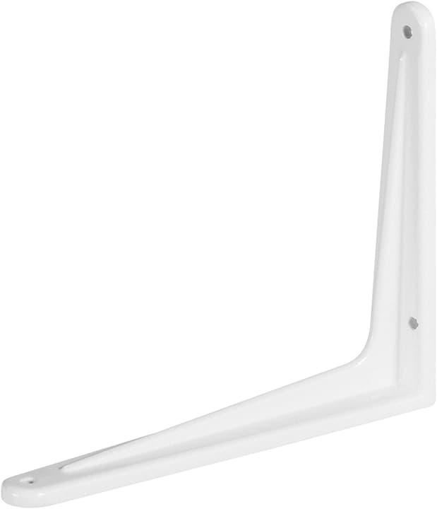 Mensola Alu 606061200000 Colore Bianco Taglio 125 x 150 mm N. figura 1
