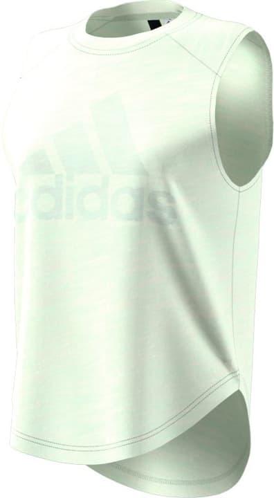 Winners M Tee Débardeur pour femme Adidas 462378900369 Couleur tilleul Taille S Photo no. 1