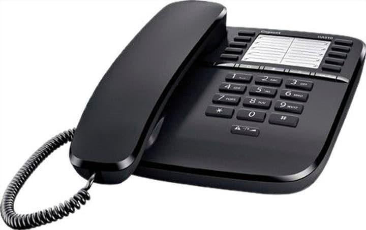 DA510 noir Téléphone fixe Gigaset 785300123480 Photo no. 1