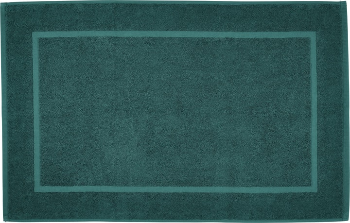 NATURAL FEELING Frottiermatte 450873121563 Farbe Dunkelgrün Grösse B: 50.0 cm x H: 80.0 cm Bild Nr. 1