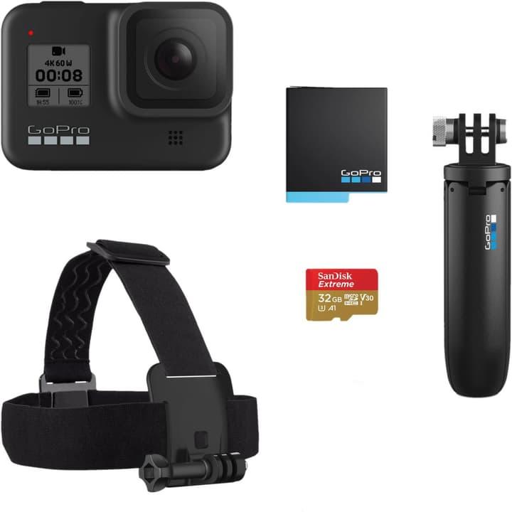 Hero 8 black Holiday Kit Actioncam GoPro 793834300000 N. figura 1