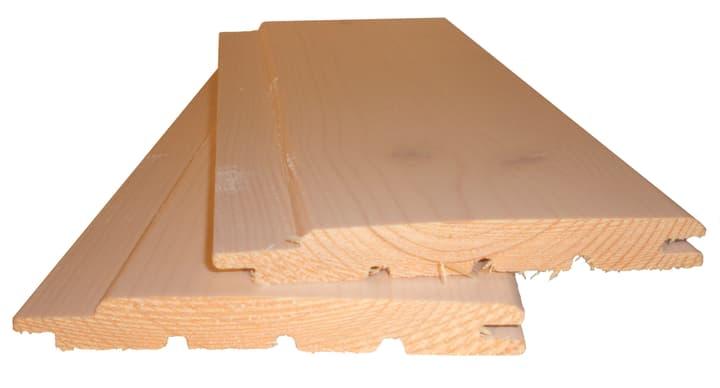 Perline profilio softline A bianco 6 pz. HolzZollhaus 641504524000 Longueur L: 2400.0 mm Dimensione 14 x 110 mm N. figura 1