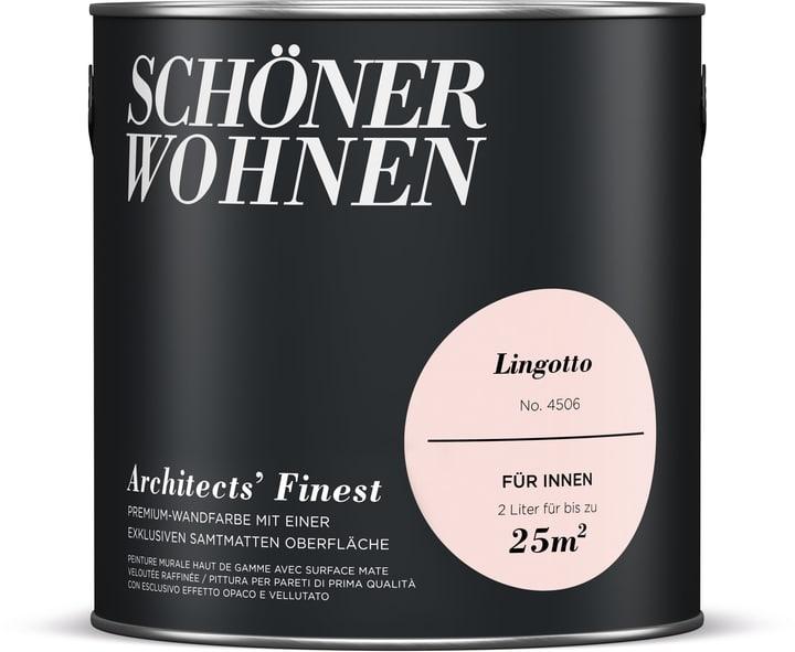 Architects' Finest Lingotto 2 l Schöner Wohnen 660966300000 Farbe Lingotto Inhalt 2000.0 ml Bild Nr. 1