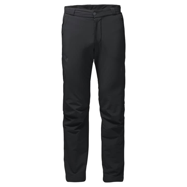 ACTIVATE THERMIC PANTS MEN Pantalon pour homme Jack Wolfskin 462706904820 Couleur noir Taille 48 Photo no. 1