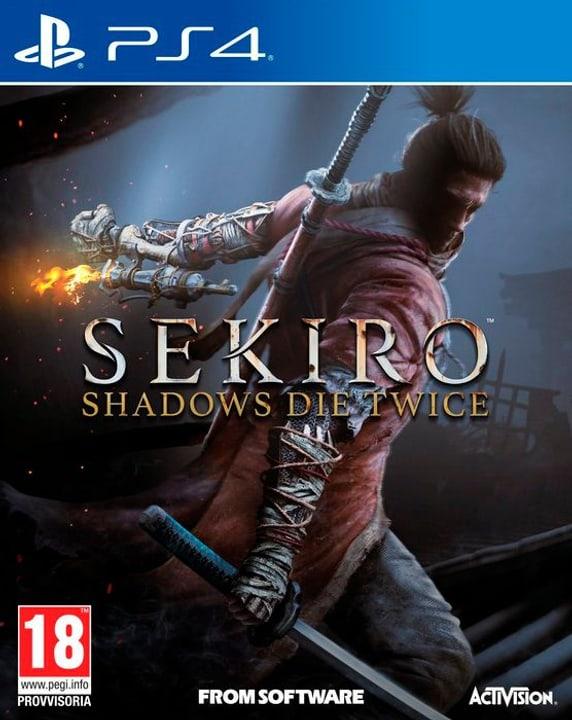 PS4 - Sekiro: Shadows Die Twice Box 785300141219 Langue Italien Plate-forme Sony PlayStation 4 Photo no. 1