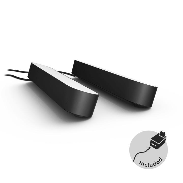 HUE Play noir 2 pces. Lampe de table Philips 421235900000 Photo no. 1