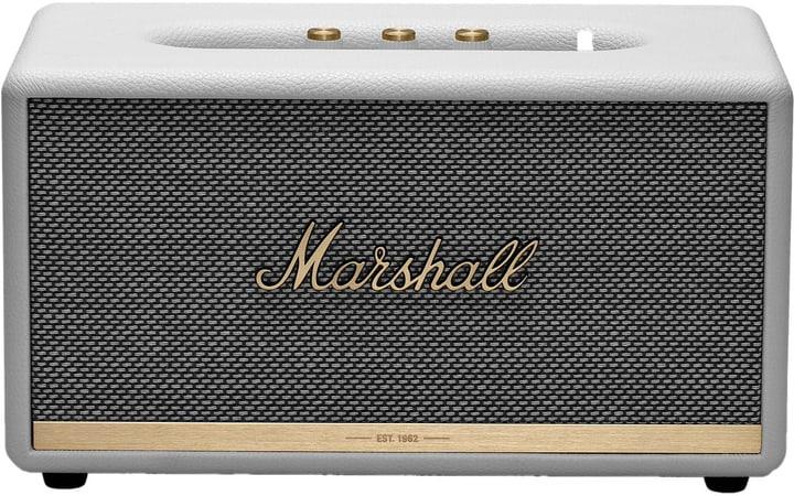 Stanmore BT II - Weiss Bluetooth Lautsprecher Marshall 770534600000 Bild Nr. 1