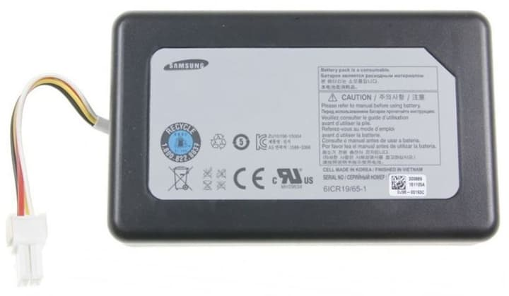 Batteria Samsung 21.6V/2200mAh Li-Ion 9000030742 No. figura 1