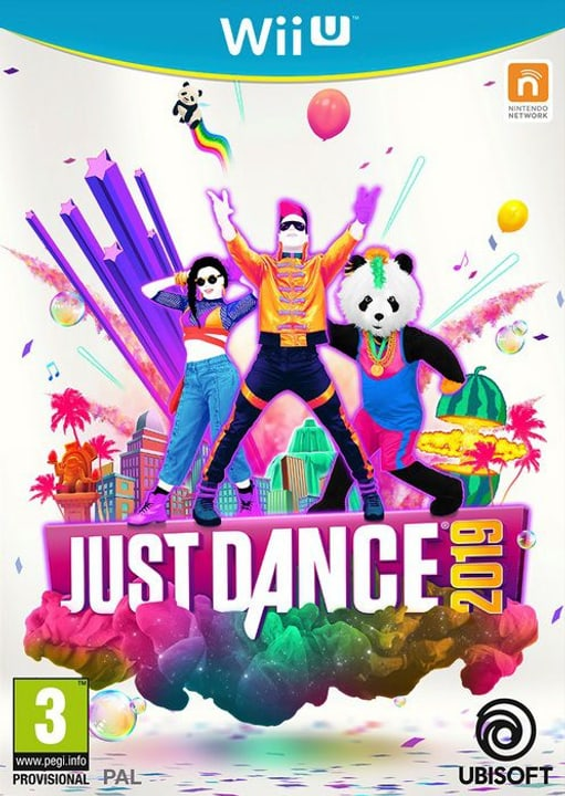 WiiU - Just Dance 2019 Box 785300138801 Photo no. 1