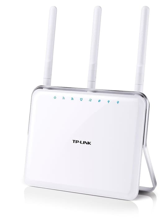 TP-Link Archer C9 AC1900 Dualband-Gigabit-WLAN-Router TP-LINK 785300124312 Bild Nr. 1