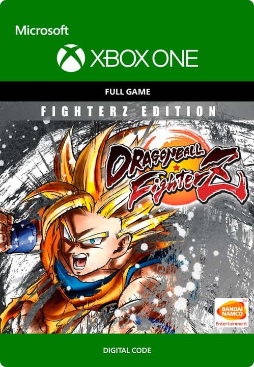Xbox One - DRAGON BALL FighterZ - FighterZ Edition Download (ESD) 785300135494 N. figura 1