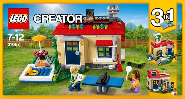 LEGO Creator Vacanza in piscina modulabile 31067 748843800000 N. figura 1
