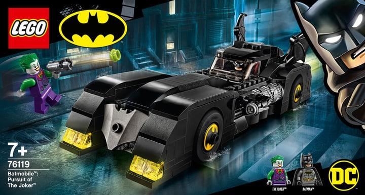 LEGO HEROES 76119 Batmobile™ : la pour 748716500000 Photo no. 1