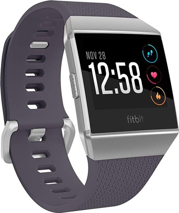 Ionic - Smartwatch - Blaugrau / Silbergrau Fitbit 785300131157 Bild Nr. 1