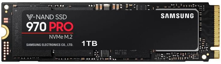 SSD 970 Pro NVMe SSD M.2 1TB PCIe Hard disk Interno SSD Samsung 785300139068 N. figura 1