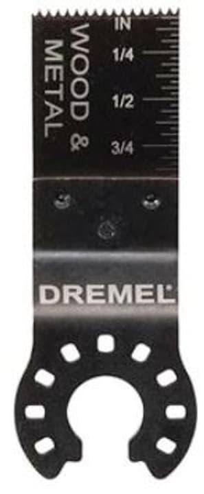 Tauchsägeblatt Holz & Metall 20mm MM422 Dremel 9000015254 Bild Nr. 1