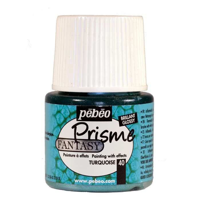 Fantasy Prisme 45ml Pebeo 665902600000 Colore Turchese N. figura 1