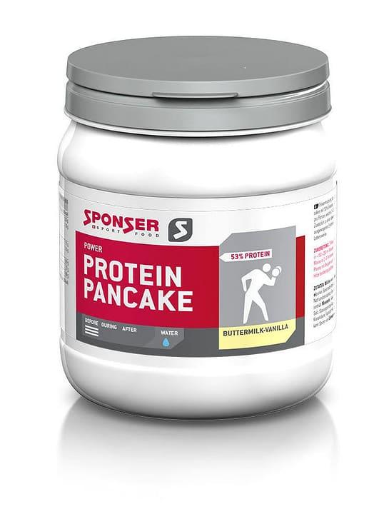 Protein Pancake Eiweissreiche Pulvermischung für die Zubereitung von Pancakes, mit Buttermilk-Vanille-Geschmack und Süssungsmittel. Sponser 471972605793 Farbe farbig Geschmack Buttermilch-Vanille Bild-Nr. 1