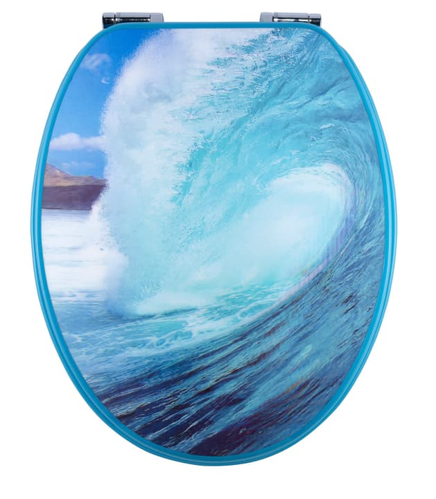 WC-Sitz Paris 3D Slow Down Wave diaqua 675599600000 Bild Nr. 1