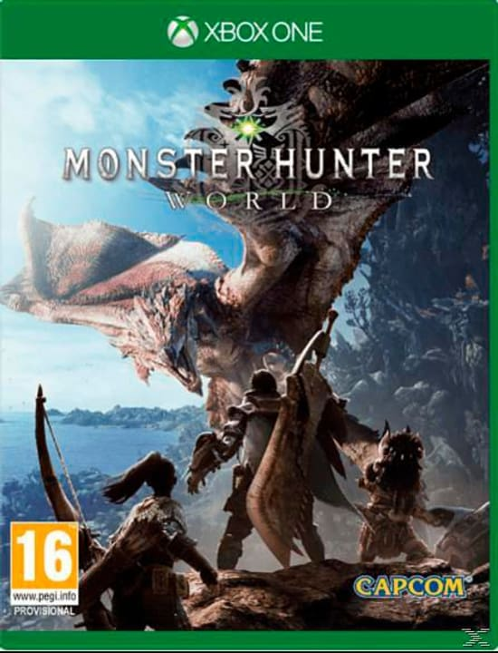Xbox One - Monster Hunter: World - D/F/I Physisch (Box) 785300131542 Bild Nr. 1