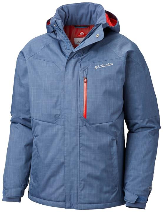 Alpine Action Herren-Skijacke Columbia 460352800440 Farbe blau Grösse M Bild-Nr. 1