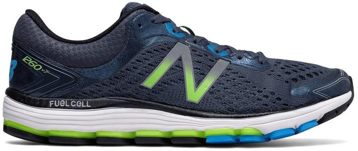 1260v7 Chaussures de course pour homme New Balance 462010144580 Couleur gris Taille 44.5 Photo no. 1