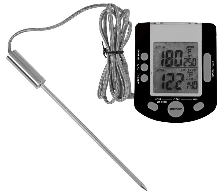Digitaler Grillthermometer 753526900000 Bild Nr. 1