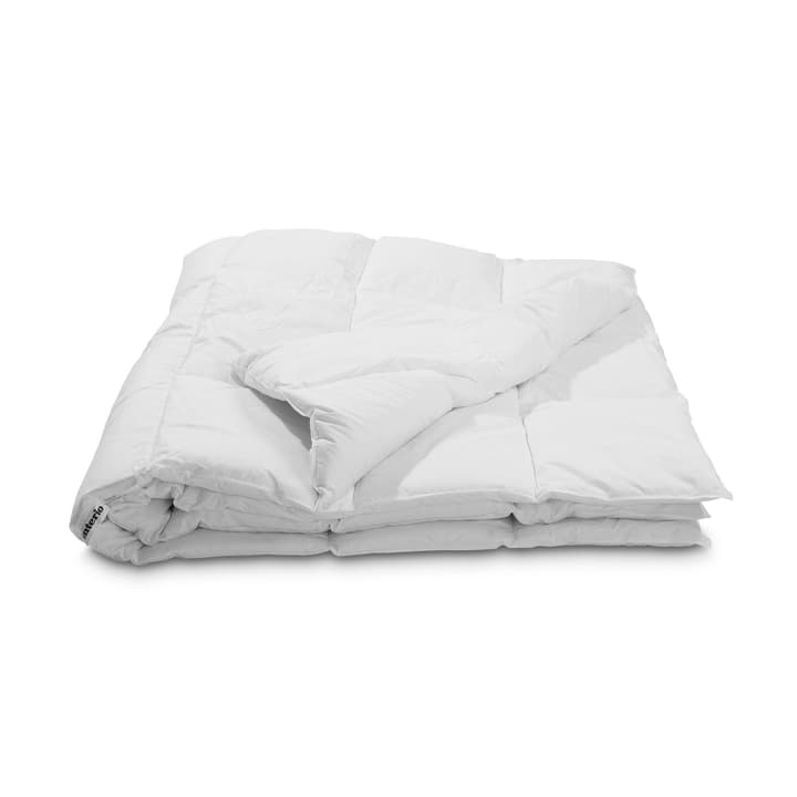 PREMIUM WARM Couette en duvet d'oie exklusive pour un plaisir de dormir incomparable 376057900000 Dimensions L: 240.0 cm x L: 160.0 cm Couleur Blanc Photo no. 1