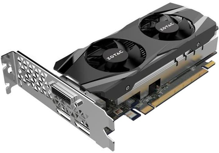 GeForce® GTX 1050 Ti Low Profile Grafikkarte ZOTAC 785300137640 Bild Nr. 1