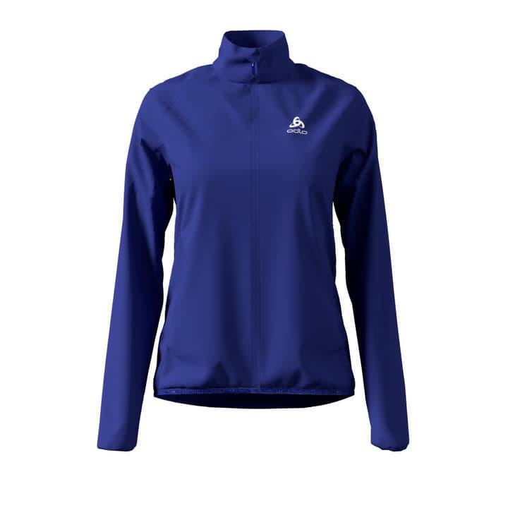 Aeolus Element Jacket Veste pour femme Odlo 498518600440 Couleur bleu Taille M Photo no. 1
