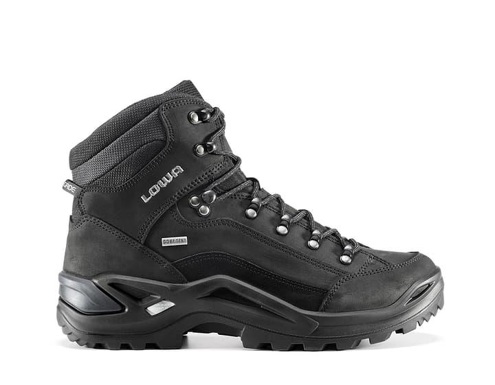 Renegade GTX Mid Chaussures de randonnée pour homme Lowa 460845240020 Couleur noir Taille 40 Photo no. 1
