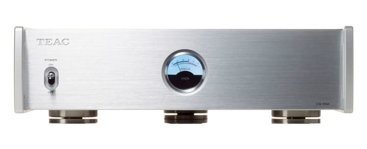 CG-10M-S - Argento Master-Taktgenerator TEAC 785300142021 N. figura 1