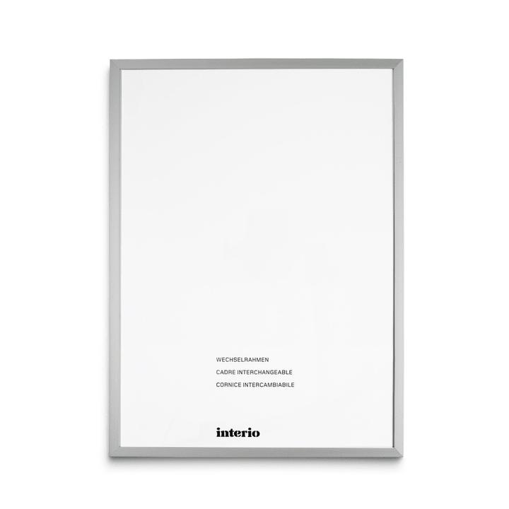 PANAMA Cornice 384002510702 Dimensioni quadro 50 x 70 Colore Color argento N. figura 1