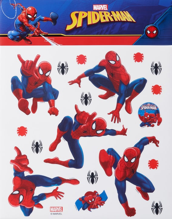 DISNEY Wall Sticker Spiderman 433017900030 Grösse B: 30.0 cm x H: 30.0 cm Bild Nr. 1