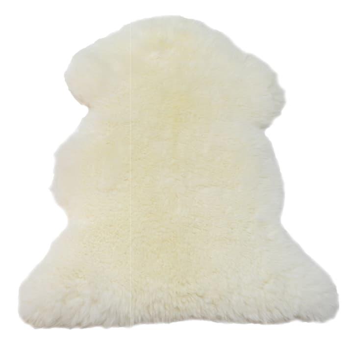 Peau d'agneau, blanc, 105x65cm Garniture de sièges 621314400000 Photo no. 1
