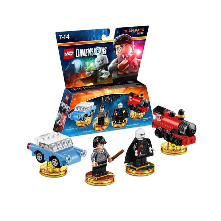 LEGO Dimensions Team Pack Harry Potter 785300121352 Photo no. 1