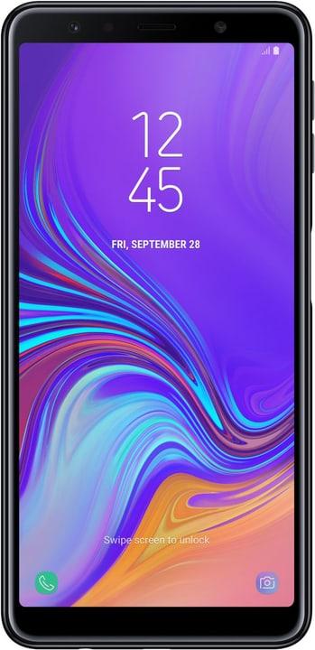 Galaxy A7 Dual SIM 64GB schwarz Smartphone Samsung 794631500000 Bild Nr. 1