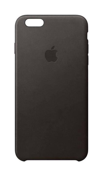 Apple iPhone 6/6s Plus Case cuir noire Apple 798109300000 Photo no. 1