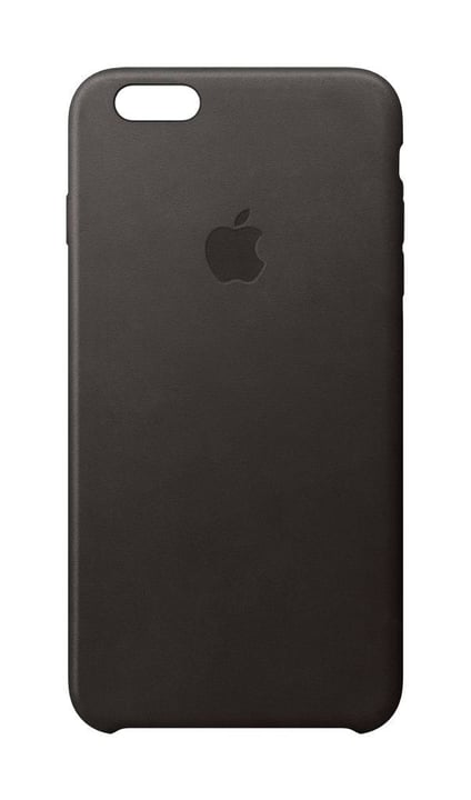 Leder Case iPhone 6/6s Plus schwarz Hülle Apple 798109300000 Bild Nr. 1