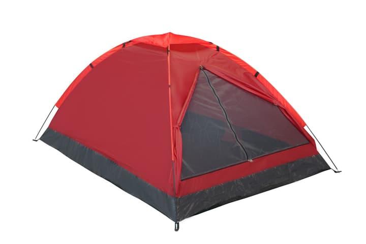 Monodome Tente pour 2 personnes 490537300030 Couleur rouge Taille Taille unique Photo no. 1