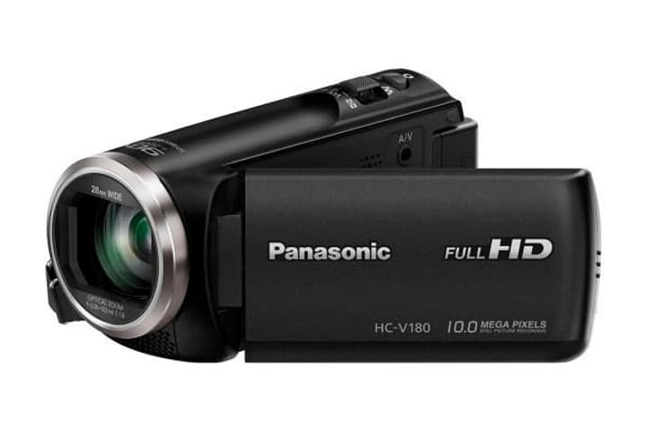 HC-V180EG-K Full-HD Camcorder Panasonic 785300124116 Photo no. 1