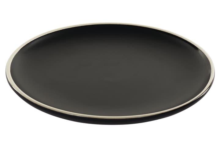 MAELLE Dessertteller 444626000000 Farbe Schwarz Grösse H: 2.0 cm Bild Nr. 1