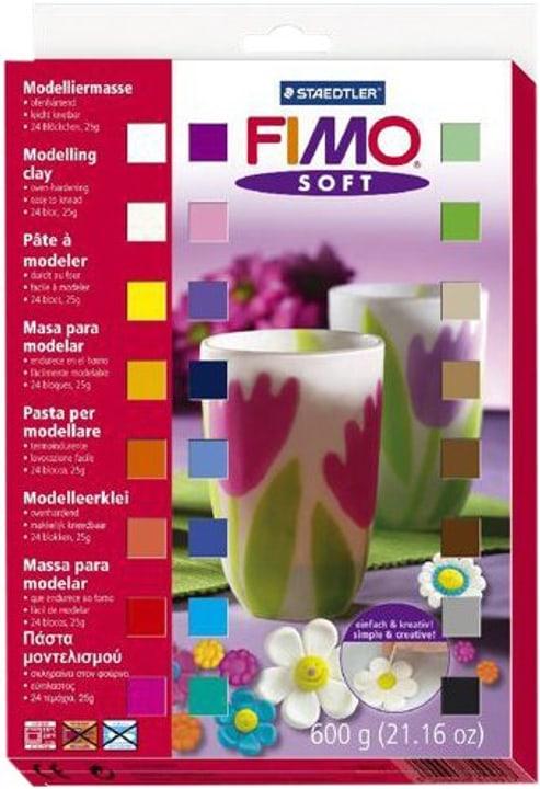 Soft materialpackung 24x25 gr. Fimo 664509700000 Bild Nr. 1