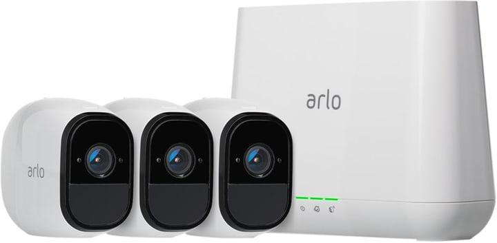 Arlo PRO Sicherheitssystem mit 3 HD-Kameras Überwachungskamera Netgear 785300126585 Bild Nr. 1