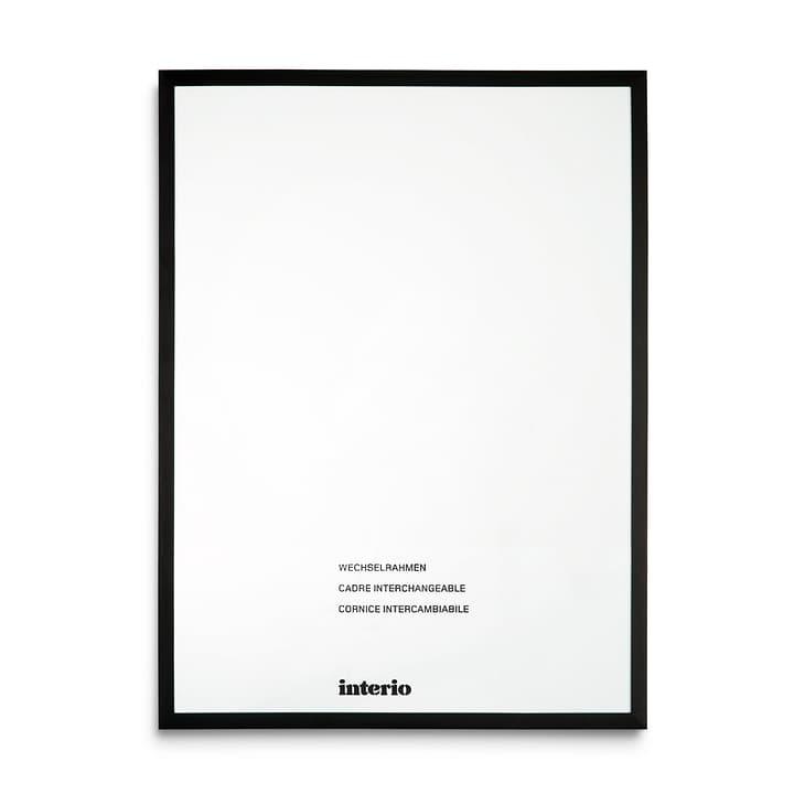 PANAMA Cadre interchangeable 384002613807 Dimensions images 59,4 x 84 (A1) Couleur Noir Photo no. 1