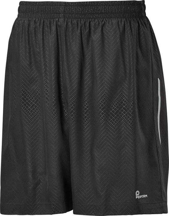 Short pour homme Perform 470147800320 Couleur noir Taille S Photo no. 1