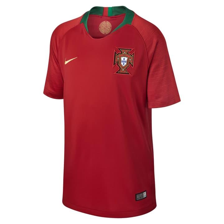 Portugal Stadium Home Maillot de football enfant Portugal Nike 464556615288 Couleur bordeaux Taille 152 Photo no. 1