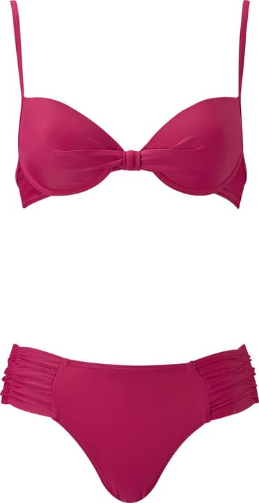 Bikini pour femme B-Cup Bikini pour femme B-Cup Extend 462196603637 Couleur fuchsia Taille 36 Photo no. 1